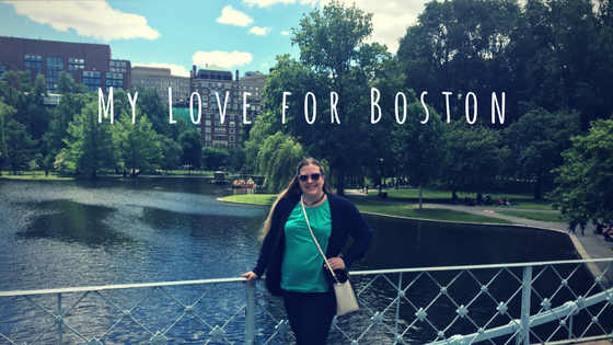 My Love for Boston